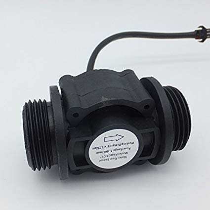 Liquid Flow Sensor  OD  33mm 1 Inch